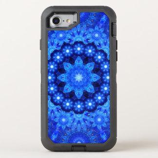 Lapis Crown Mandala OtterBox Defender iPhone 7 Case