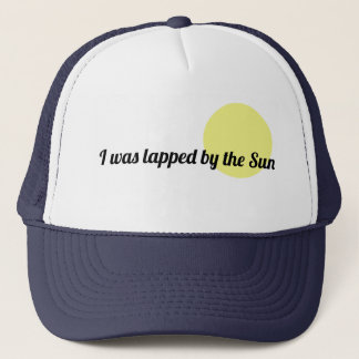 Lapped by the Sun Trucker Hat