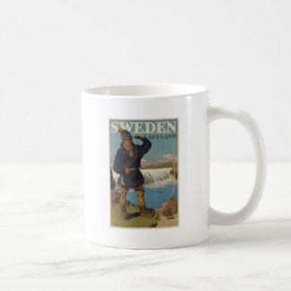 Lappland Sweden Classic White Coffee Mug