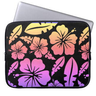 Laptop layer Flowery Night in the Havai Laptop Sleeve