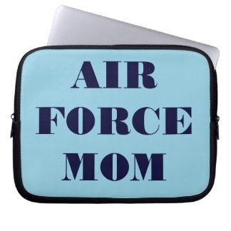 Laptop Sleeve Air Force Mom