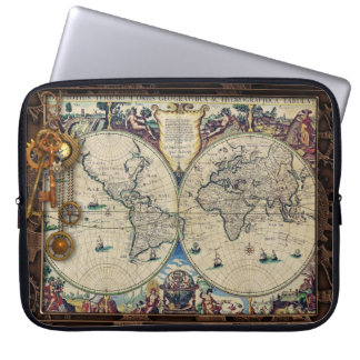 Laptop Sleeve - Keys to the World