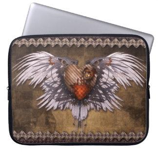 Laptop Sleeve - Wings of Steam