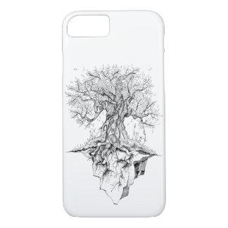 Laputa Tree iPhone 7 Case