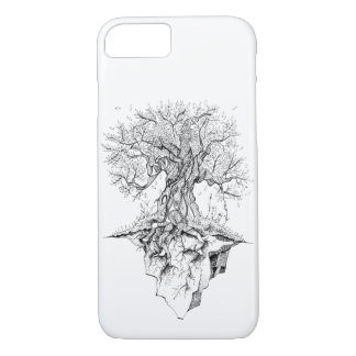 Laputa Tree iPhone 8/7 Case
