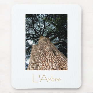 L'Arbre Mousepad Design