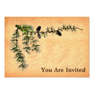 Larch Branch Card