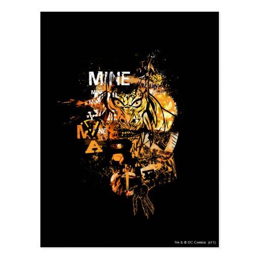 Larfleeze - Agent Orange 11 Postcard