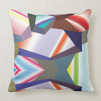 Large accent throw pillow