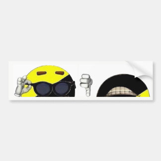 Large Ancap Ball Gold Tier Size Bumper Sticker