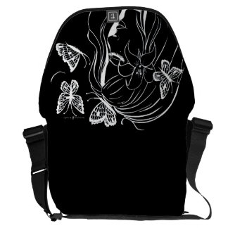"""Large bag post-office employee """"Serenity"""" by Maylu Commuter Bags"""
