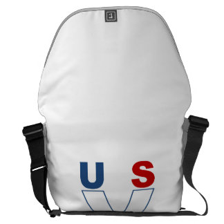 Large Bag the USA Courier Bags