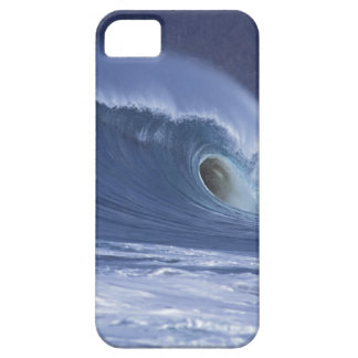 Large blue surf wave Sumba iPhone 5 Covers