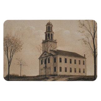 Large Congregational Church Magnet