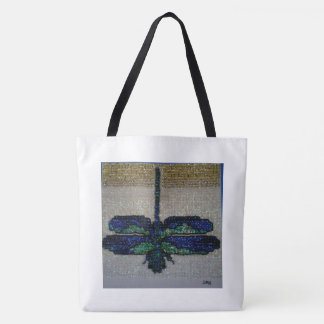 Large Dragonfly Tote