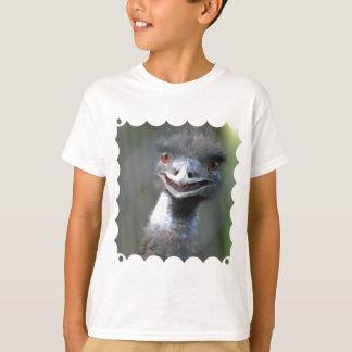 Large Emu  Youth T-Shirt