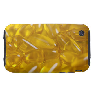 Large group of medicine capsules tough iPhone 3 covers