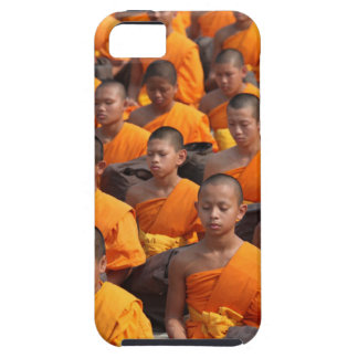 Large Group of Meditating Monks Case For The iPhone 5
