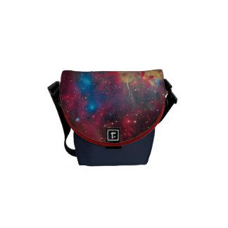 Large Magellanic Cloud Superbubble - awesome Courier Bag