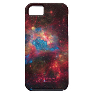 Large Magellanic Cloud Superbubble in nebula N44 iPhone 5 Cover
