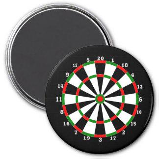 Large Magnet - Dartboard Design