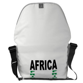 Large Messenger Bag AFRICA