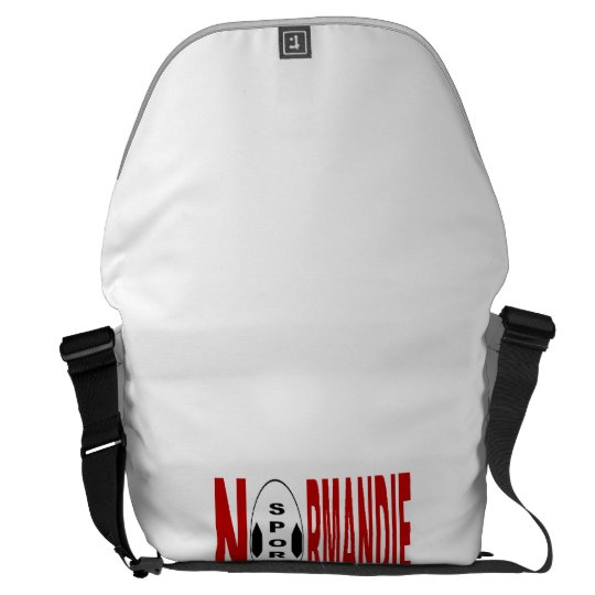 Large Messenger Bag NORMANDY