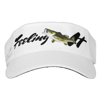 Large Mouth Bass Visor