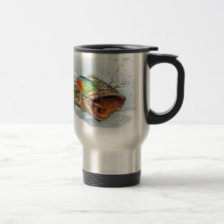 Large Mouth Travel Mug