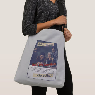 Large MPIR Fan Tote Bag