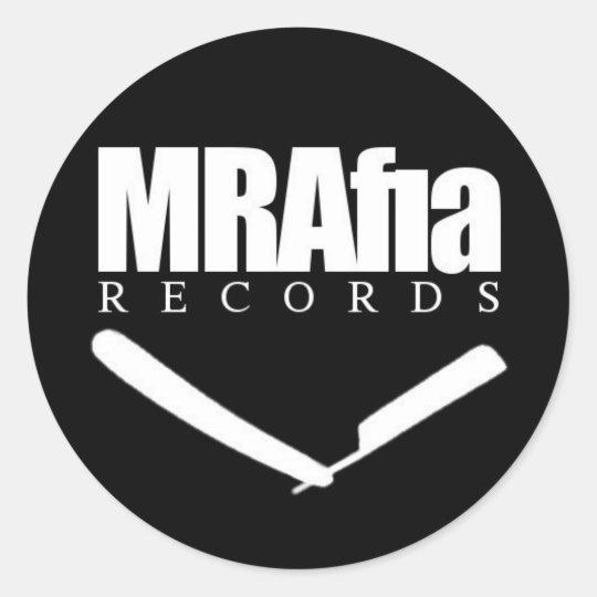 Large MRAfia Sticker