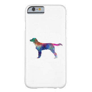 Large Munsterlander in watercolor Barely There iPhone 6 Case