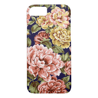 Large  Peony's Case-Mate iPhone Case