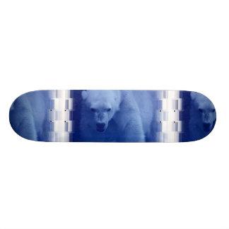 Large Polar Bear Skateboard