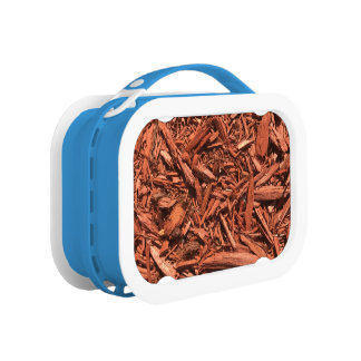 Large Red Cedar Mulch for Landcape Designer Lunch Box