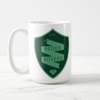 Large Regen Rovers Mug