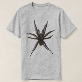 Large Scary Spider T-Shirt