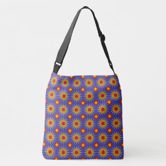 Large-Sized Tote Bag Imperial #1 Blue