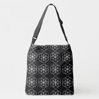 Large-Sized Tote Bag Seed of Life #2