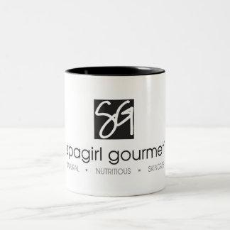 Large Spagirl Gourmet Coffee Mug