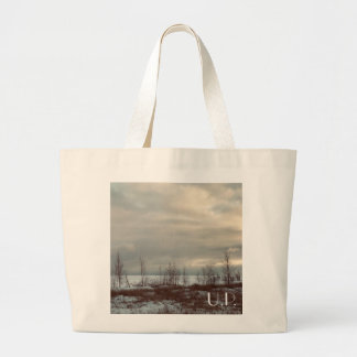 Large U.P. Canvas Tote