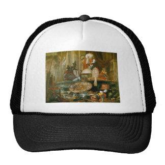 Large Vanitas Still-Life Trucker Hat