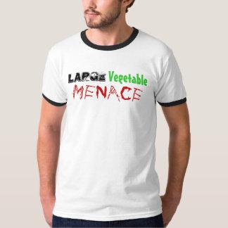 Large Vegetable Menace T-Shirt