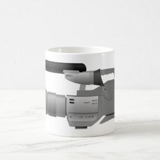 Large Video Camera Mug