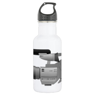 Large Video Camera Water Bottle