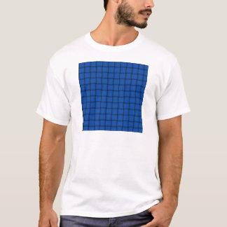 Large Weave - Sapphire T-Shirt