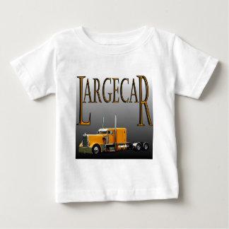 Largecar Blk Baby T-Shirt
