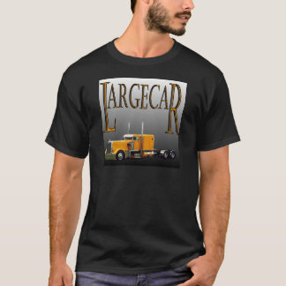Largecar Blk T-Shirt