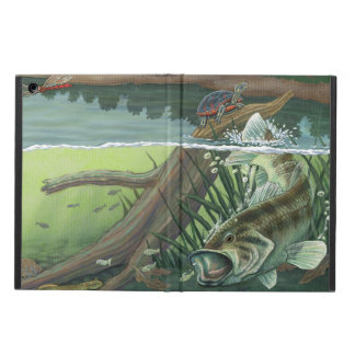 Largemouth Bass Fishing iPad Air Case