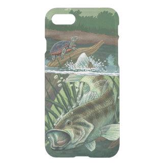 Largemouth Bass Fishing iPhone 8/7 Case